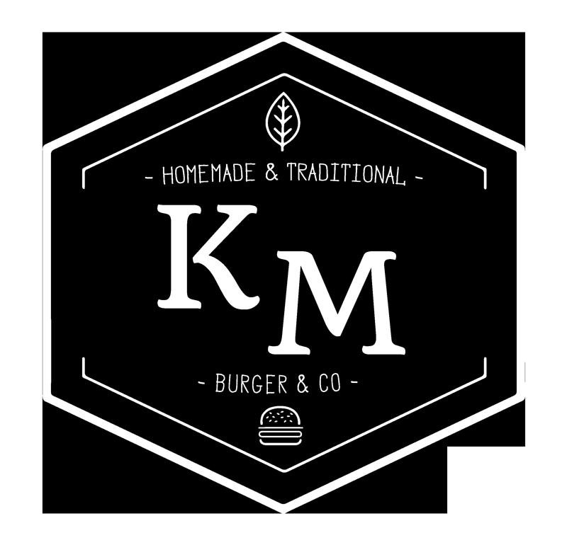 logo km burger