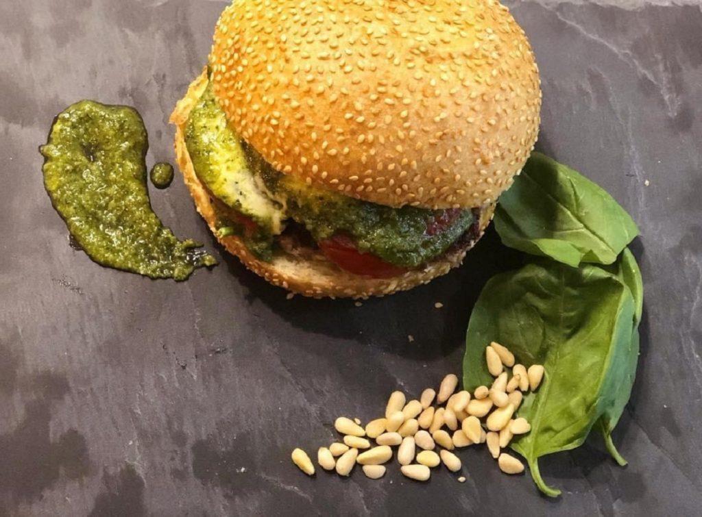 photo burger l'italien